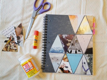 Image result for collage notebook cover