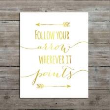 followyourarrow