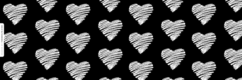 black_and_white_scribbled_hearts