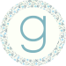 Blue Floral Media Icon - Goodreads.png