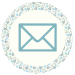 Blue Floral Media Icons - Email.png