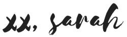 xx sarah